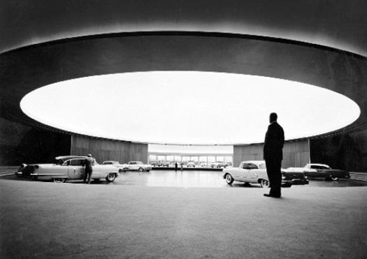 Eero Saarinen Formidable Mag Architecture