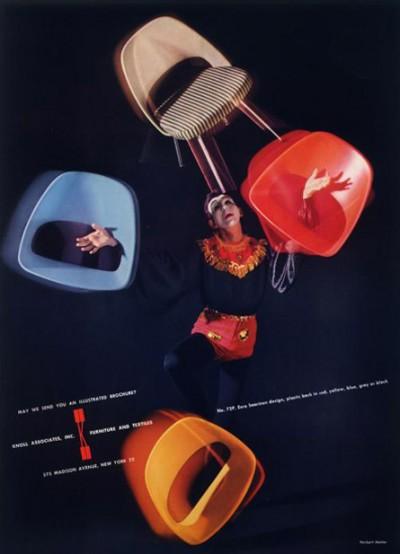 Eero Saarinen magazine ad