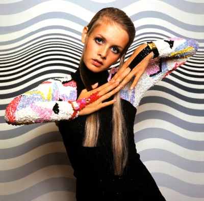 twiggy rare picture