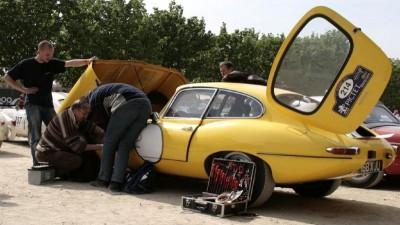 jaguar repairing work
