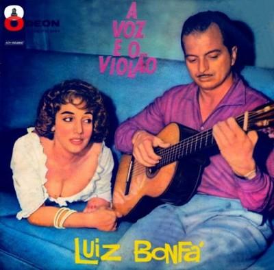 Luiz Bonfa & Norma Suely - A Voz e o Violao (1960) album cover