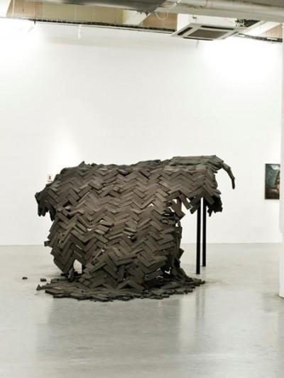 nika neelova The Entire Earth Behind it, 2012