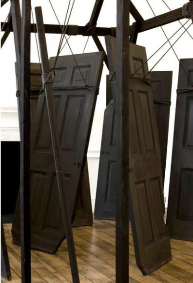 Nika Neelova - The Crisis Commission - Somerset House - London b
