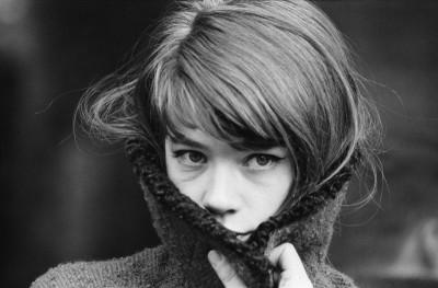 Francoise Hardy turtle neck sweter