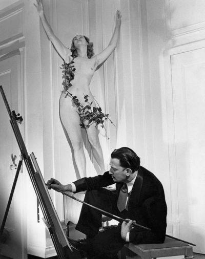 1943. Salvador Dali.