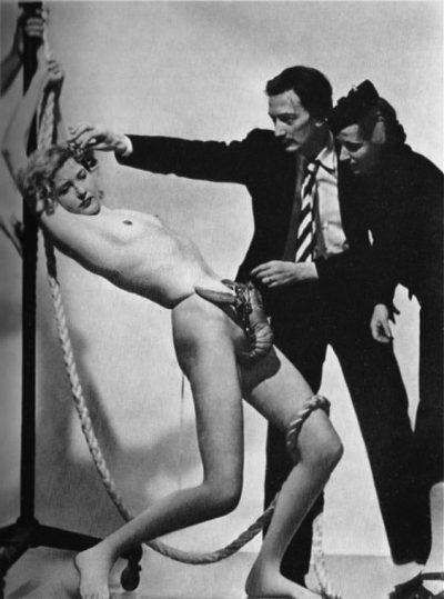 Salvador Dali dali reve de venus