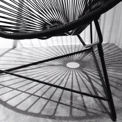 acapulco chair detail