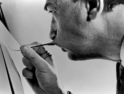 Salvador DALI. Spanish painter.