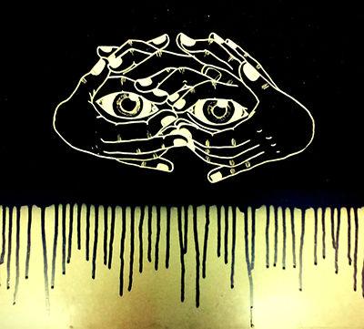 street artist Andrea Aner artwork