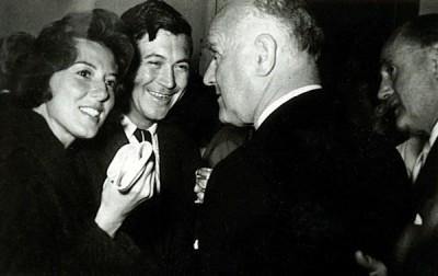 Dolores, robert bogard, Hamilton MacFadden, winter, 1959-60