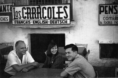 Wolfgang Ebert, Katja Mierowski, me ibiza 50s