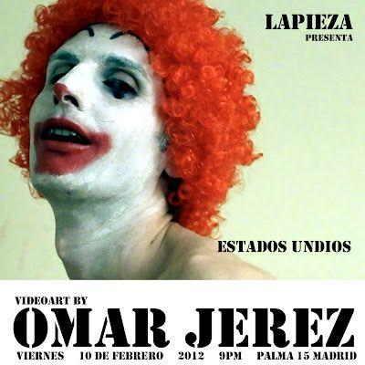 OMAR JEREZ LAPIEZA ESTADOS UNDIOS 2012 VIDEOART