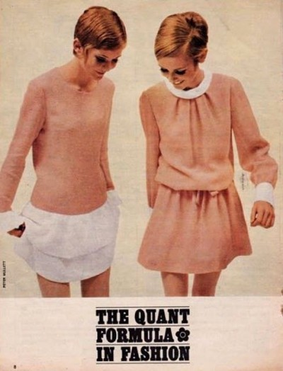 mary quant vintage magazine advert