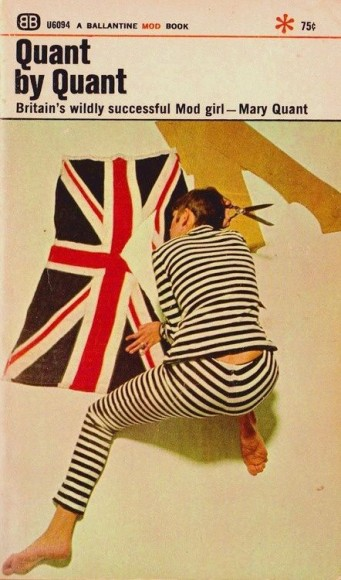 mary quant bio book cover