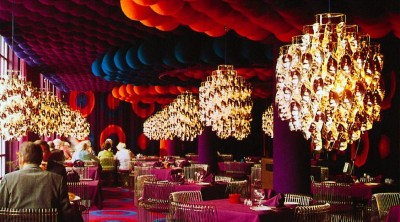 26+verner+panton cafe interior design