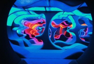 verner panton lounge furniture and lighting design