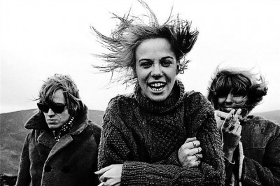 Brian Jones, Anita Pallenberg and Talitha Getty on LSD