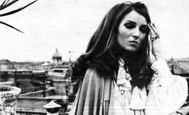 talitha getty formidable mag style