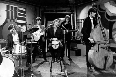 60s rock band the yard birds live performance for a tv show