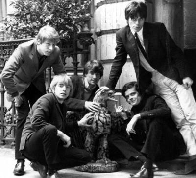 60s rock band the yardbirds