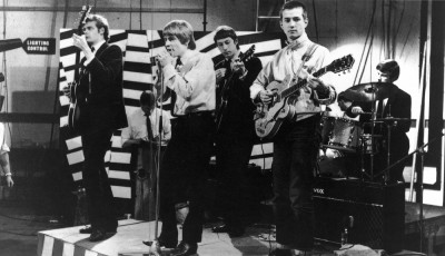 The Yardbirds live performance for a tv show
