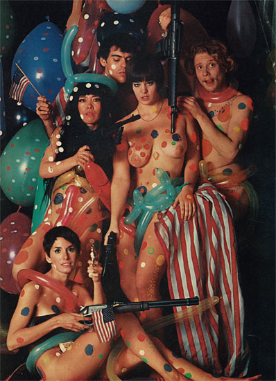 Bachelor happening staged in 1969-yayoi-kusama-japanese-artist