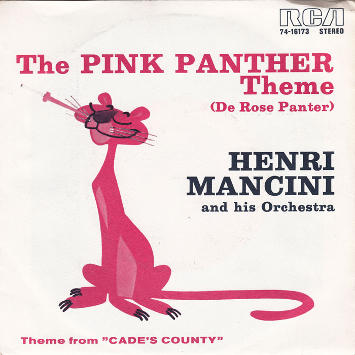 Henry Mancini And His Orchestra Our Man In Hollywood