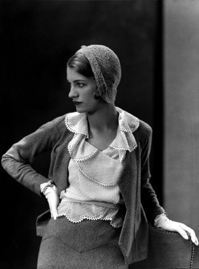 Lee Miller as fashion photographer