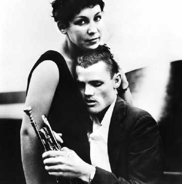 Chet Baker with Helima - 1955