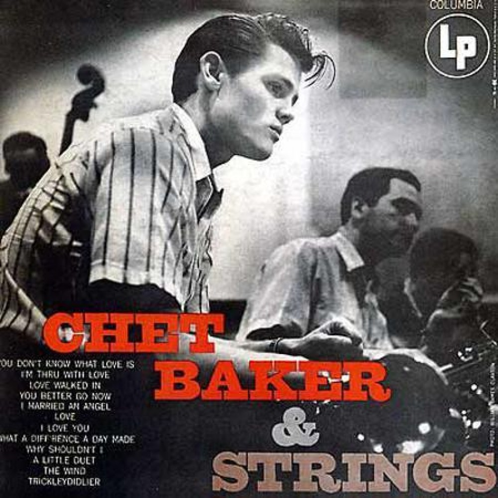 """chet baker sings 1954 Let's get lost lyrics: from """"chet baker sings and plays,"""" pacific jazz records lp #pjlp-1202, 1954 let's get lost track info."""