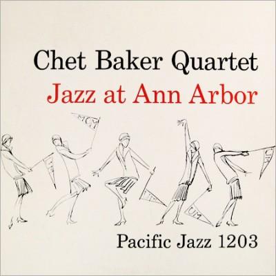 chetbaker+AnnArbor