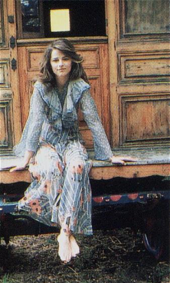 Charlotte Rampling Ossie Clark