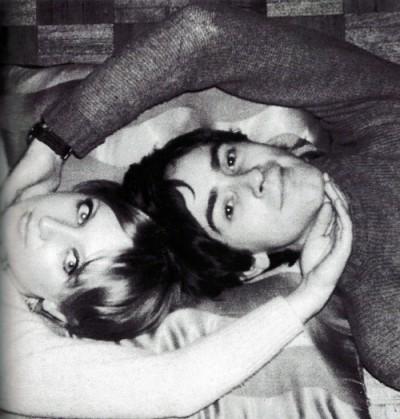 Celia Birtwell & Ossie, 1967
