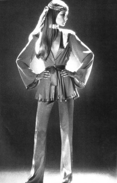 ossie clark 1969