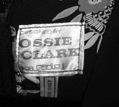 ossie label rolling stones,mick jagger,bianca jagger,vogue,ossie clark,london,fashion,moda,mode,60s,sixties,70s,Ingrid Boulting,seventies,Celia Birtwell,formidable,Maudie James,formidablemag,formidable magazine,marisa berenson,pattie boyd,george harrison,twiggy,amanda lear,jane birkin