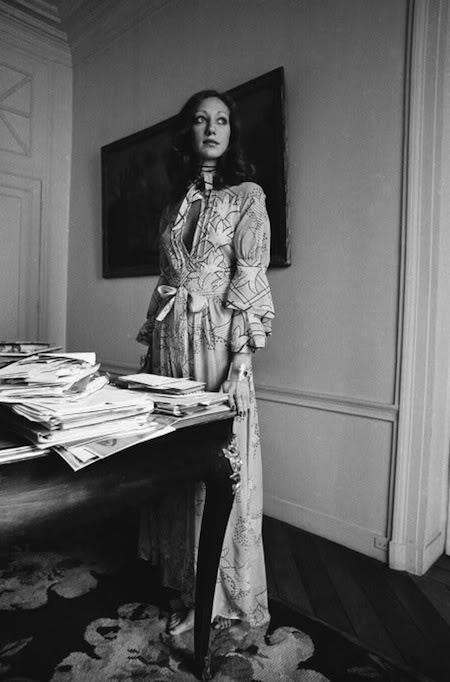 Ossie Clark Formidable Mag Style