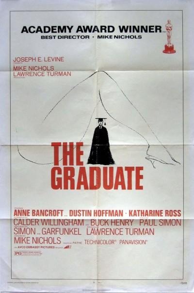 graduate film poster