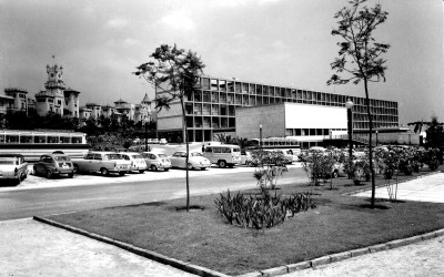 F-Escuela de Altos Estudios Mercantiles, Barcelona, Pedalbes
