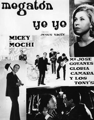 megaton ye-ye poster