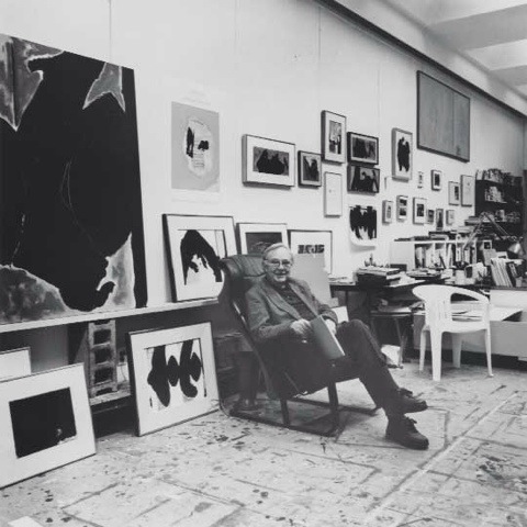 robert motherwell studio