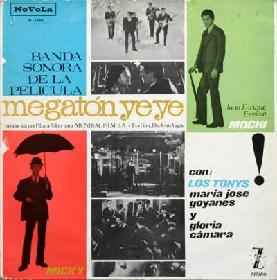 megaton yeye,micky,tonys,pop,fil,spain,60s,sesenta,pelicula,musical,price,jesus yague,nouvelle vague,free cinema,humor,michi,sixties,formidablemag,cine de barrio