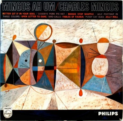 charles mingus ah um record cover