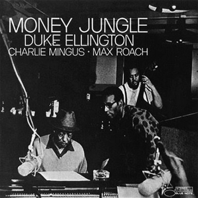 money jungle album cover