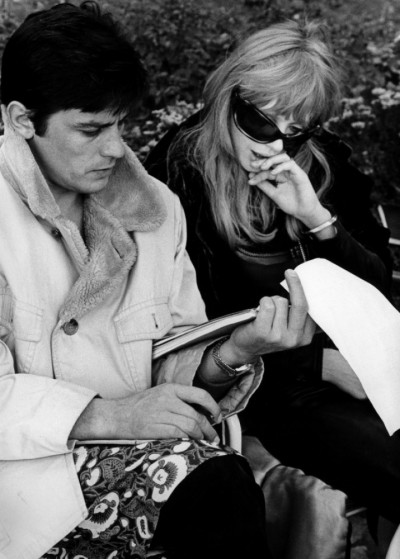alain delon, girl on a mortorcycle, marianne faithful,60s style icon, rock,formidable magazine ,actress,pop music,musique, chica yeye