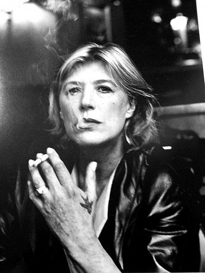 Marianne Faithful by Helmut Newton-Monte Carlo-1999