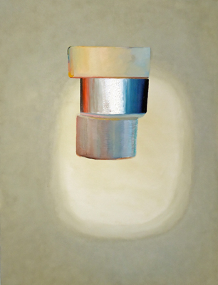 2014. Tapes III, 116x89cm, oleo sobre lienzo