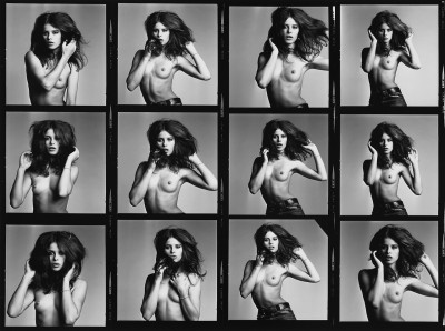 79_8_wermer bokelberg-uschi obermaier-contact sheet