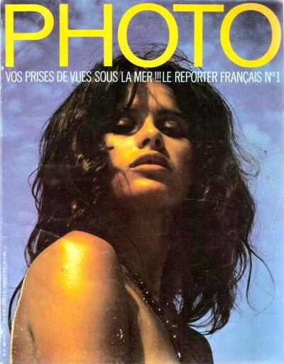 Uschi Obermaier_Photo magazine cover