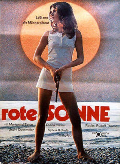 Rote Sonne film poster