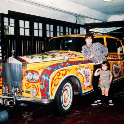 13_john lennon rolls royce illustrated by the fool